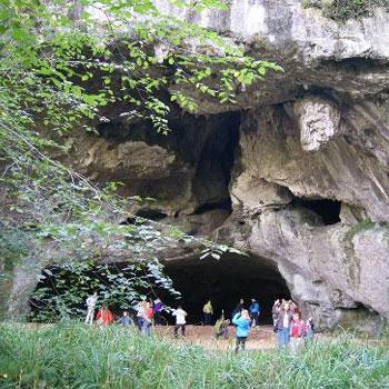 Cuevas prehistórica de Sara