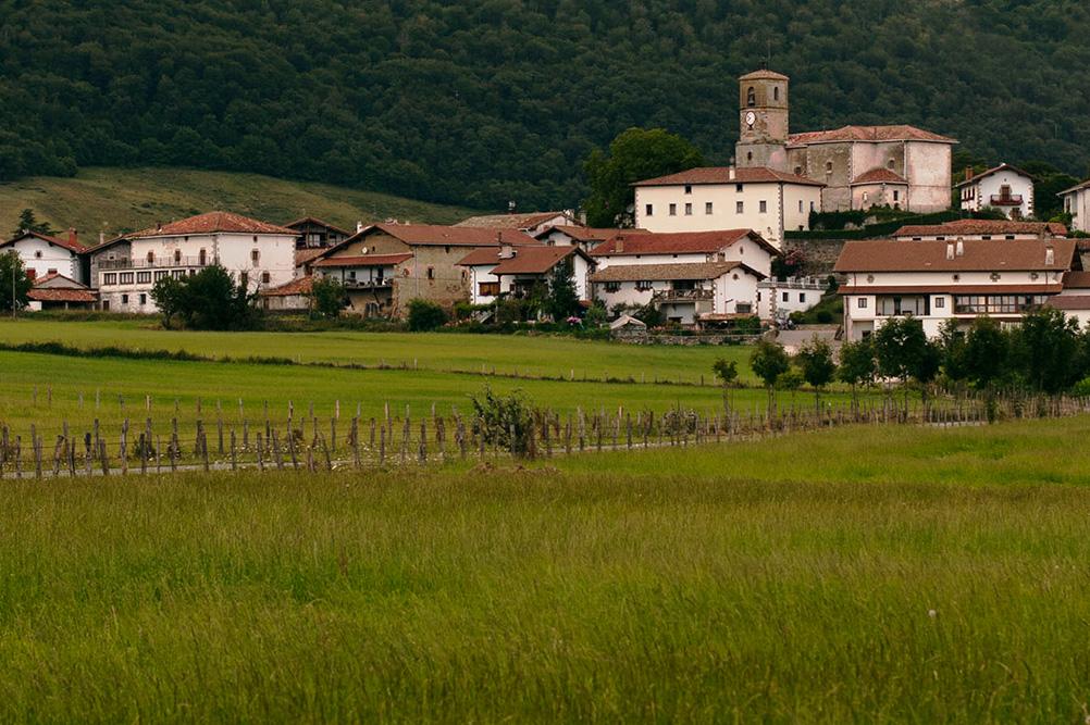 El pueblo de Lizaso